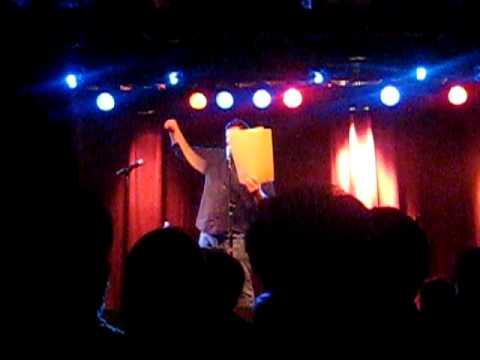 Eugene Mirman LIVE in Boston