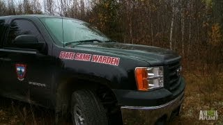 Catching an Illegal Trapper | North Woods Law