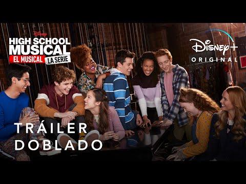 High School Musical: El Musical: La Serie   Tráiler Oficial Doblado   Disney+