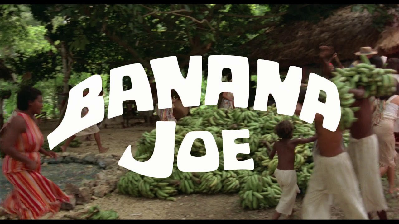 Banana Joe Trailer Youtube