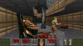 Doom 1 -1- Gameplay / Commentary