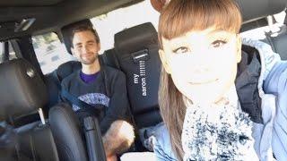 Ariana Grande | Snapchat Videos | December 4th 2016 | ft Mac Miller
