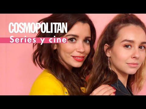 Las Actrices De Luimelia Se Someten Al Test Más 'millennial' | Cosmopolitan España