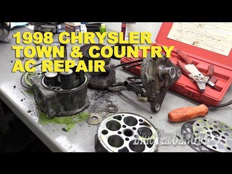 1998 Chrysler AC Repair (Part 2) -Fixing it Forward
