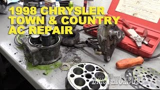 1998 Chrysler AC Repair (Part 2) -Fixing it Forward