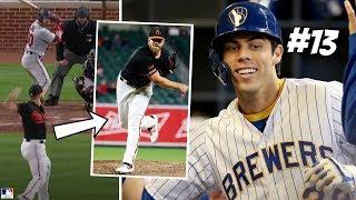 Chris Davis PITCHING?! Christian Yelich Continues To Make HISTORY + Aaron Judge Injury! (MLB Recap)