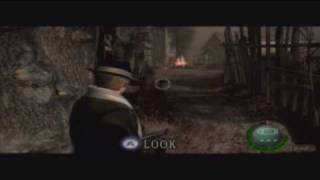 RE4 Wii Unlocking Chicago Typewriter