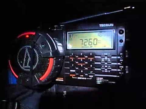 7260kHz Radio Vanuatu SA ID ワイヤー PL 660+SP R0039621 1