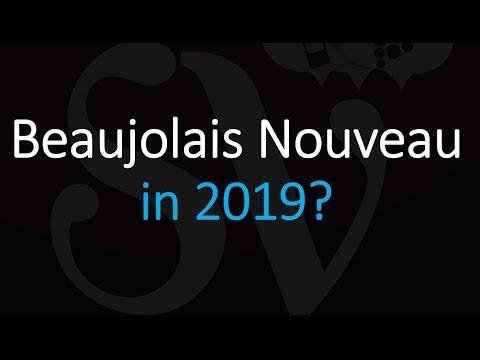 When Is 2019 Beaujolais Nouveau Wine Festival?