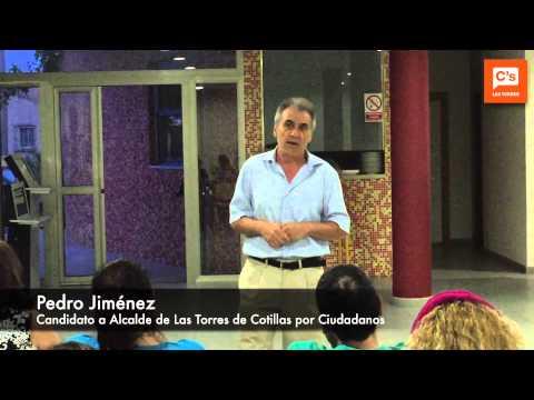 Pedro Jiménez en