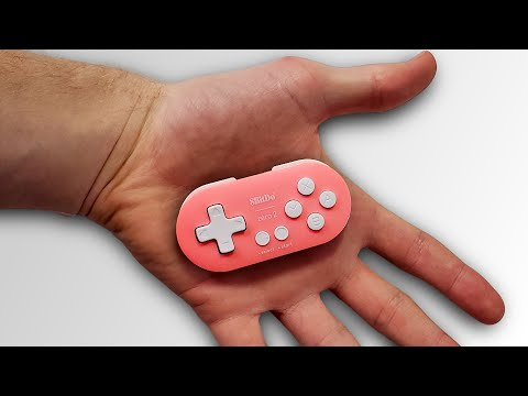 Weird Nintendo Switch Controllers