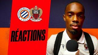 Les réactions après Montpellier - Nice (2-1)