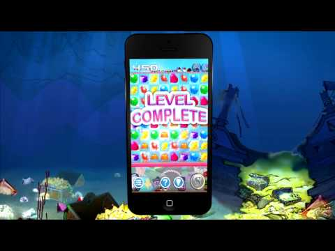 Jewel Adventures Official Trailer 2013 | FREE game for iPhone and iPad
