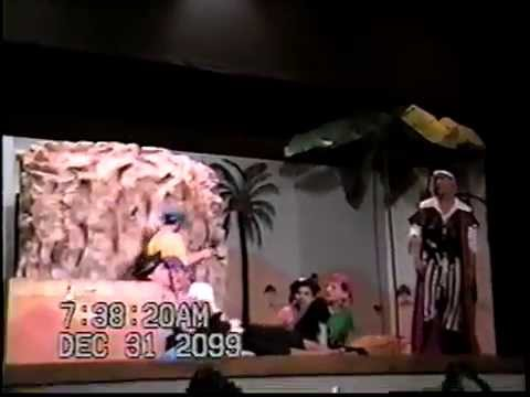 WASA Summer Theater 2003 - Pirate Island
