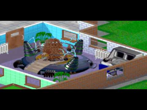 "Theme Hospital (1997) - Official ""Attract"" Gameplay Trailer"