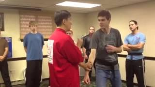 2013 IEF Martial Arts Academy Seminar with Grand Master Benny Meng