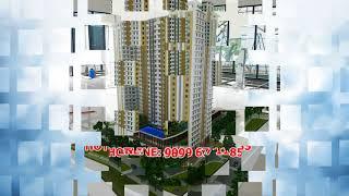 Mô hình chung cư TM Marine Building Quy Nhơn - 78 Trần Hưng Đạo