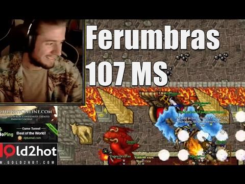[Tibia] Ferumbras antica [107 MS no manas left]