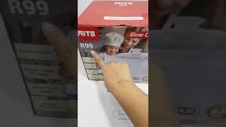 ELMART MITO SLOW COOKER 4L R99/ R 99