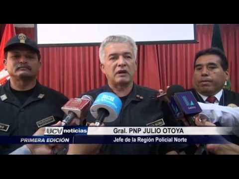 Trujillo: 260 menores de edad detenidos en 2016