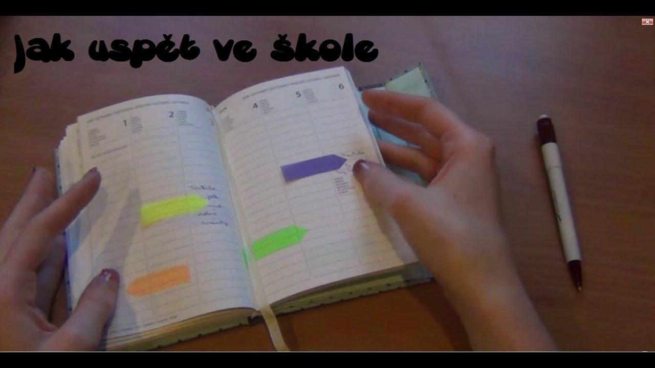 Back to school   Zpátky do školy  Jak uspět ve škole - YouTube f3010904d9