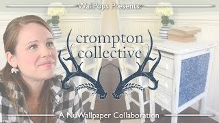 NuWallpaper x Crompton Collective: Annie