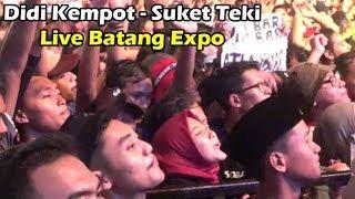 Suket Teki (Full Lirik) - Didi Kempot Live Batang Expo