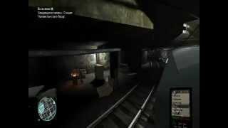 Как сделать вид от первого лица в вагоне метро в GTA IV / How to make a first-person view in GTA IV