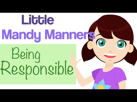 being responsible little mandy manners tinygrads children s