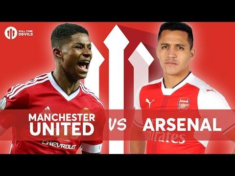 Manchester United vs Arsenal LIVE STREAM WATCHALONG