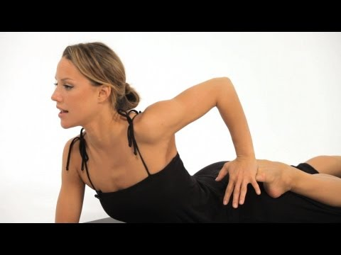 How to Do a Sphinx   Yoga