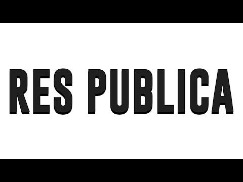 RES PUBLICA - Intervista A Marco Zanni, Europarlamentare Lega
