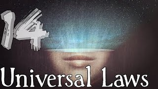 The 14 Universal Laws That Govern Life On Earth! (Revised)