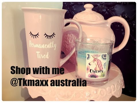 SHOP WITH ME  AT TKMAXX AUSTRALIA