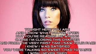 Carly Rae Jepsen - Turn Me Up (Audio) with Lyrics + Download