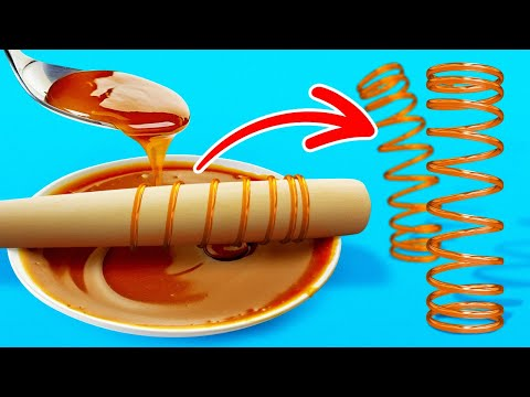 HOW TO DECORATE DESSERTS LIKE A CHEF