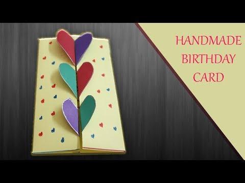 handmade-birthday-card-ideas-for-wife-|-diy-card-ideas-at-home---crafts