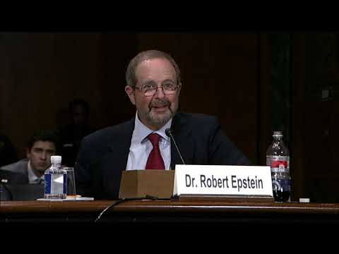 Sen. Cruz Questions Victims of Censorship on Google's Bias