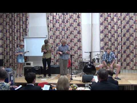 Cauliflowers Fluffy / Paintbox (Live Ukulele Performance)