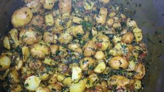 Potato curry recipes (aloo curry) How to make potato curry in Village | Village Food Secrets