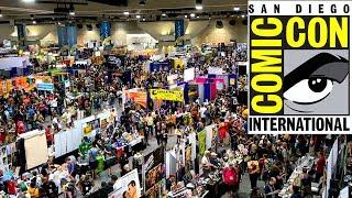 San Diego Comic Con 2019 Tour