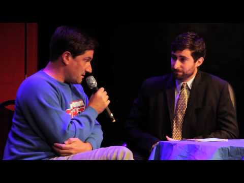 Michael Showalter Interview Pt. 2 — Running Late with Scott Rogowsky