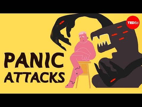 Video image: What causes panic attacks, and how can you prevent them? - Cindy J. Aaronson