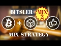 Bitsler Strategy MIX2 Earn Bitcoin Ethereum Litecoin Dogecoin Bitsler Best Bitcoin Dice Auto Bet