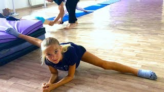 MY CLASS ON Acrobatics // Gymnastic Flexibility Exercises