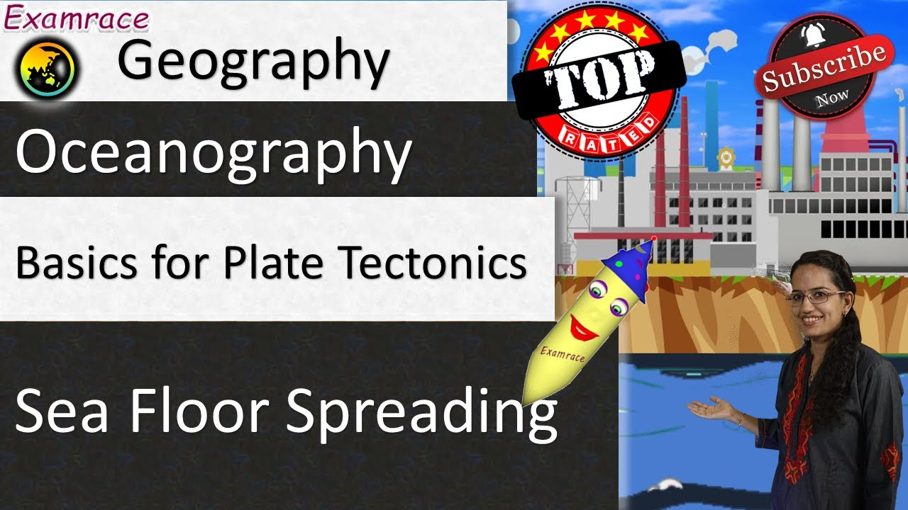 Competitive Exams: Plate Tectonics Basics Geography Notes on
