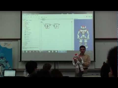 NAO Robot Course - Part 3