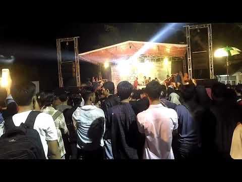 Inagurasi UNIKAL 2017 Perform DJ