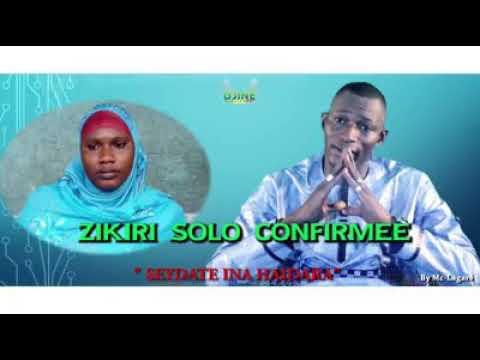Download ZIKIRI SOLO DIARRA SEYDATE INA Haidara