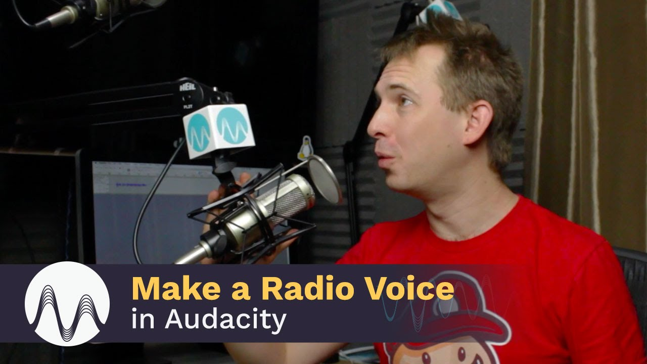 How to Make a Radio Voice Sweeper Effect in Audacity | The